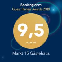 Markt 15_Booking Award 2018